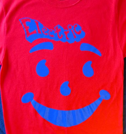 ELECTRIC KOOL-AID shirt